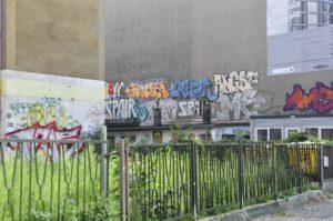 BuildingGraffiti - Berlin: An Urban Futurescape