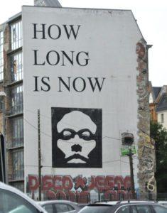 HowLongisNow - Berlin: An Urban Futurescape