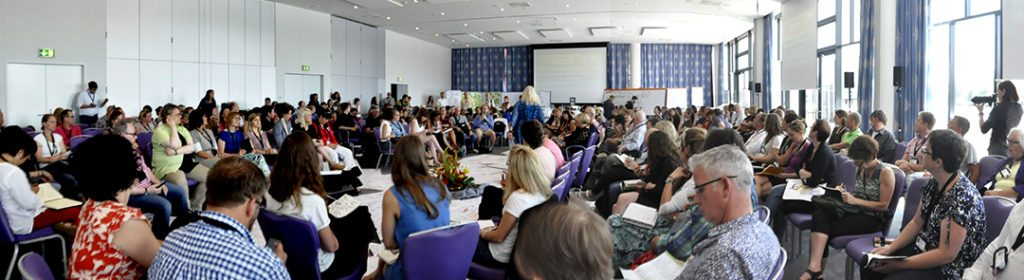 WholeGroupINCircle - The Power of the Pen: At EuViz Berlin