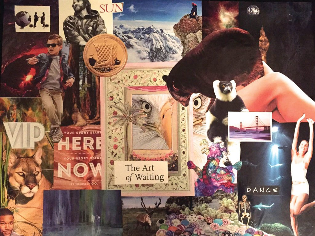 DavidCollage2014 - What's Our Edge? A New Year's Question
