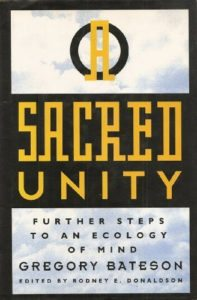 Sacred Unity - What's Our Edge? A New Year's Question