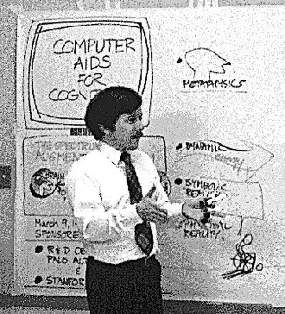 David Sibbet - 1980iger Jahre (Quelle: davidsibbet.com)