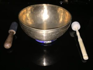 Tibetan Bowl - Crucibles of Change: Learning to Love Transformation