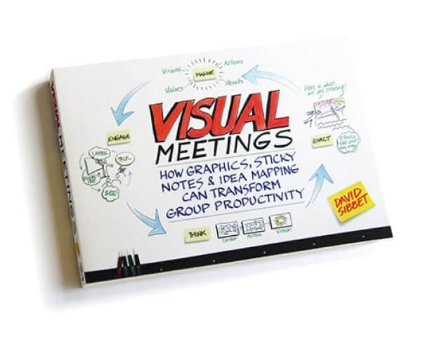 Visual Meetings Book - David Sibbet