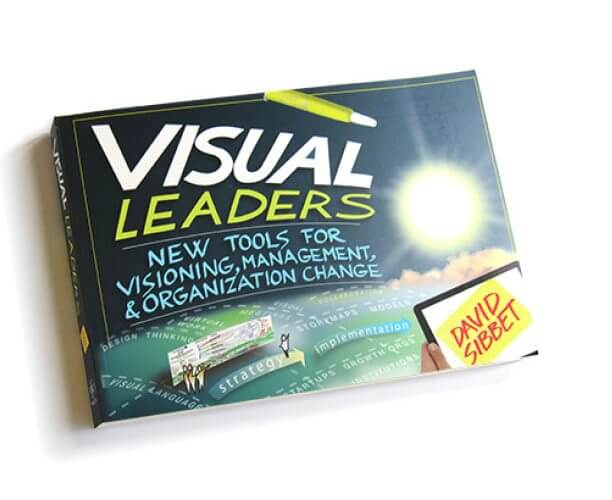 Visual Leaders Book - David Sibbet